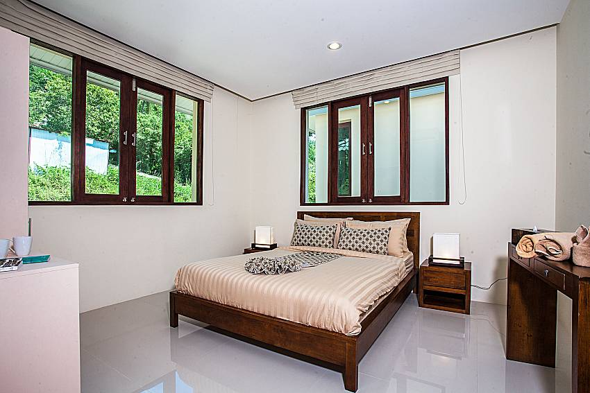 Bedroom views of Baan Phu Kaew C5 (Second)