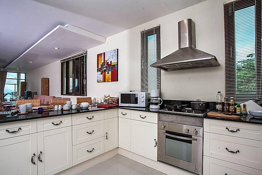 Kitchen room of Baan Phu Kaew A2