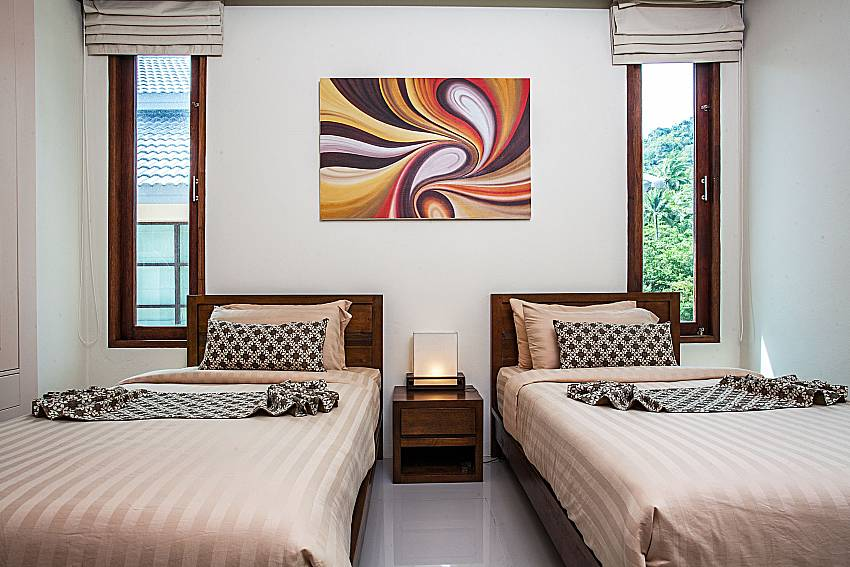 Double bedroom of Baan Phu Kaew A4 (Third)
