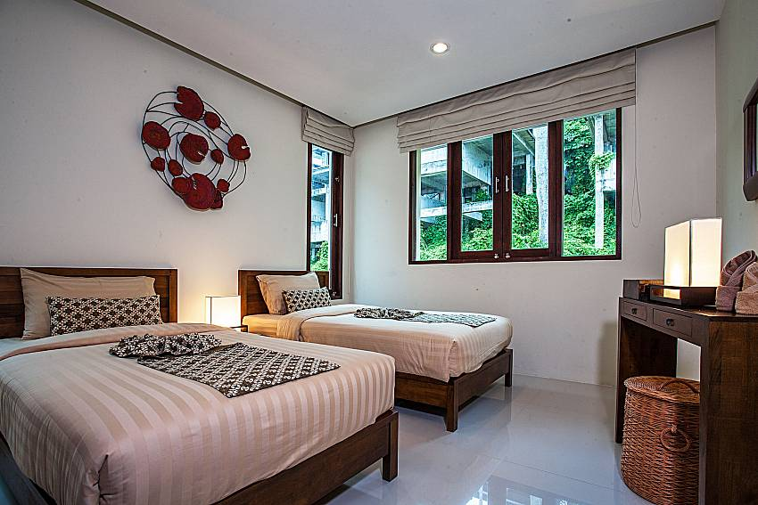 Double bedroom views of Baan Phu Kaew A5 (First)