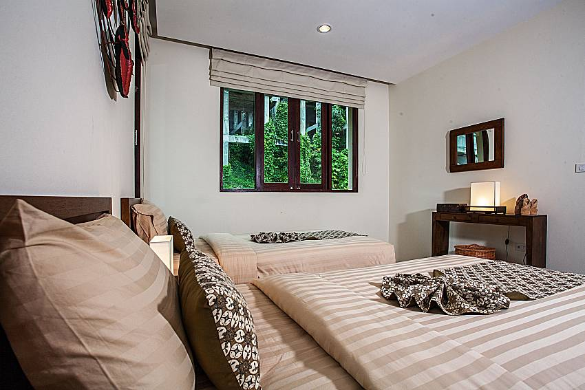 Double bedroom of Baan Phu Kaew A5 (First)