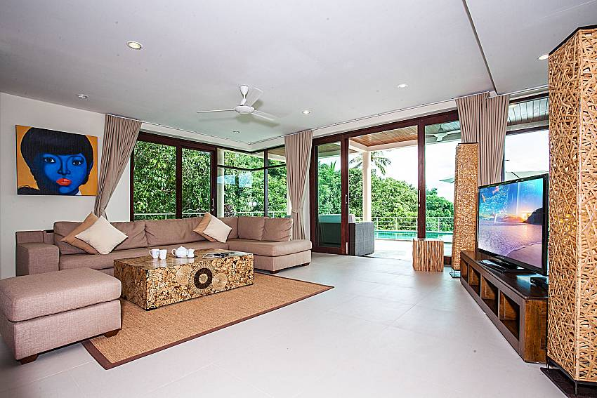 Living room see views of Baan Phu Kaew A6