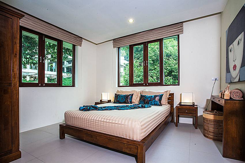 Bedroom views of Baan Phu Kaew A6 (First)