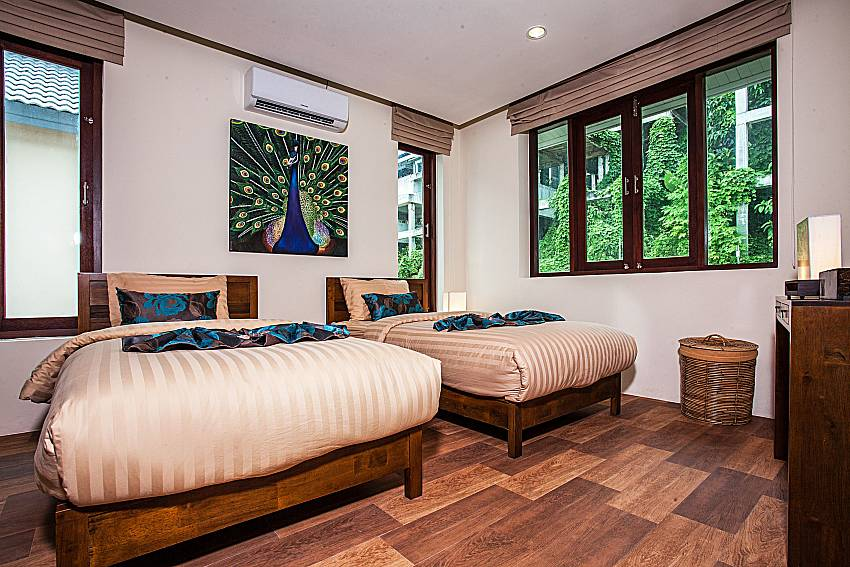 Double bedroom of Baan Phu Kaew A6 (Second)