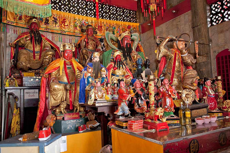 Phuket Chinese Temple 2