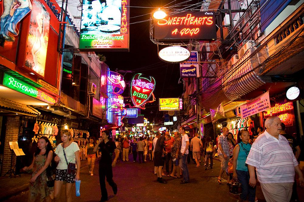 What You Need To Know About Pattaya Walking Street
