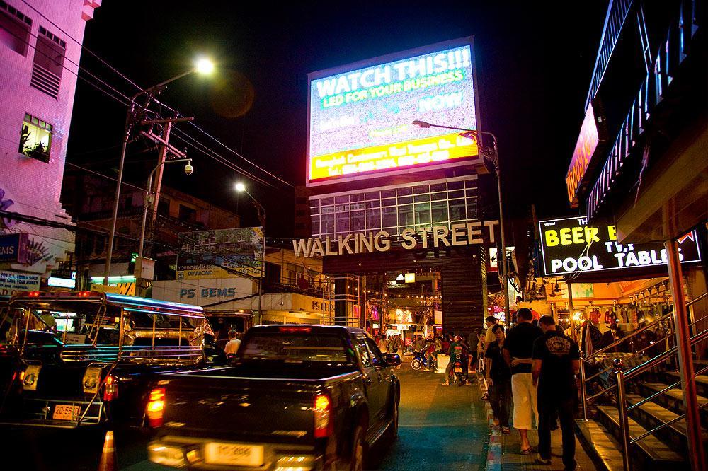 Waling Street Pattaya