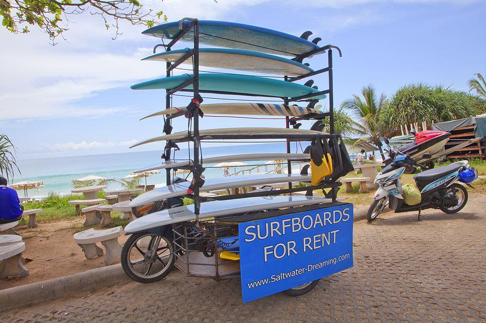 Surin Beach Bangtao Phuket